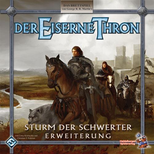 Der eiserne Thron - Sturm der Schwerter (Erw.)