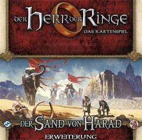 Herr der Ringe Kartenspiel: Der Sand von Harad (Erw.)