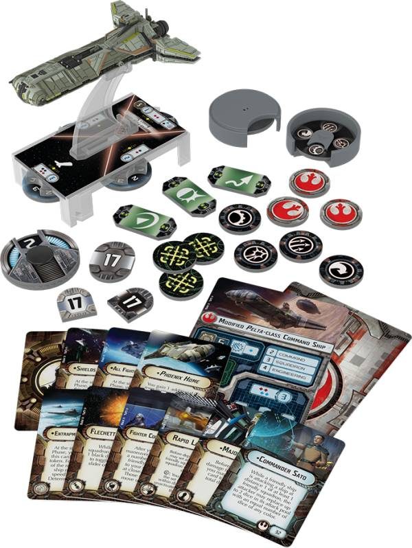 Star Wars - Armada: Phönixnest (Erw.)