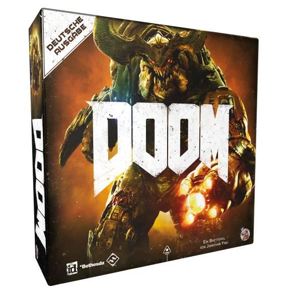 Doom Brettspiel (Neuauflage)
