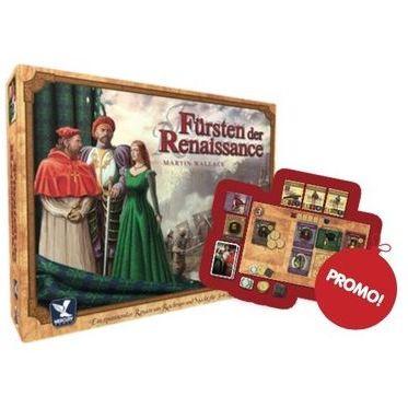 Fürsten der Renaissance Erw. (Bundle)