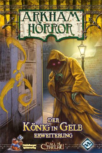 Arkham Horror - König in Gelb (Erw.)