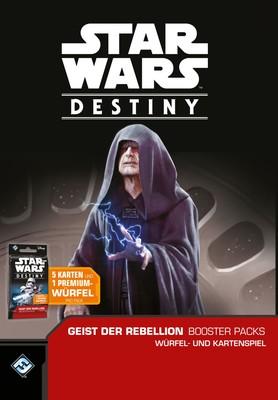Star Wars: Destiny - Geist der Rebellion Booster (36-Display)