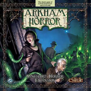 Arkham Horror: Kingsport Horror (deutsch) (Erw.)