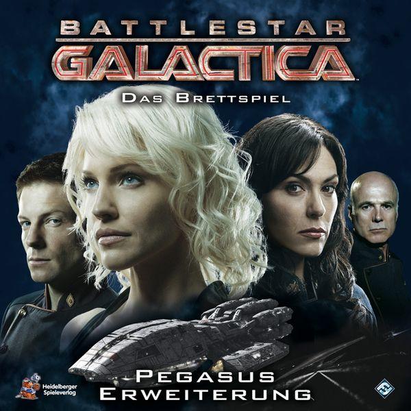 Battlestar Galactica: Pegasus (Erw.) (deutsch)