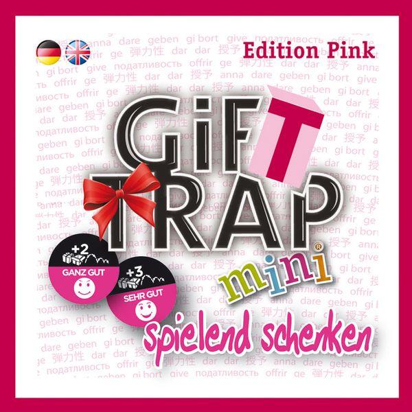 Gifttrap Mini (pink)