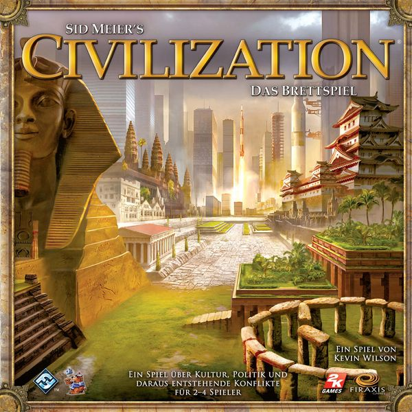 Civilization: Das Brettspiel (deutsch)