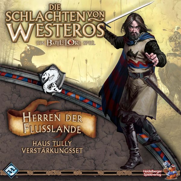 Die Schlachten von Westeros: Die Herren der Flusslande (Erw.) bei Milan Spiele