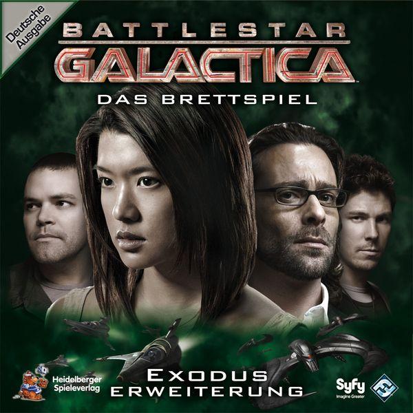 Battlestar Galactica: Exodus (Erw.) (deutsch)