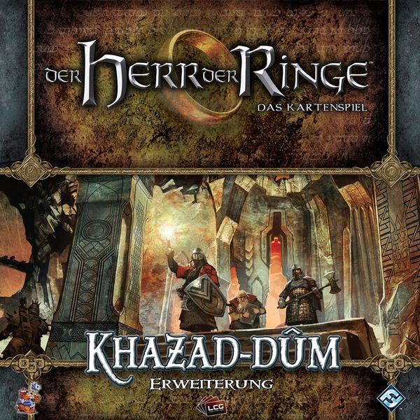Herr der Ringe LCG: Khazad-Dum (Erw.)