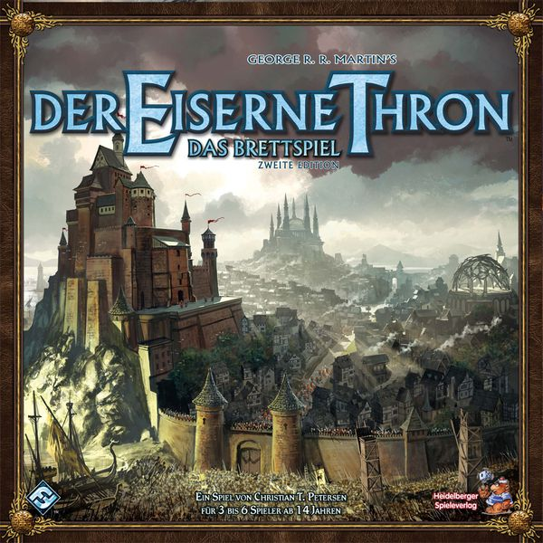 Der Eiserne Thron (2. Edition)