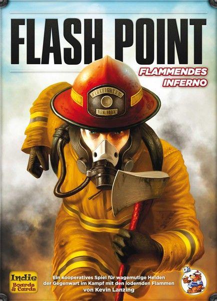 Flash Point: Flammendes Inferno NEUAUFLAGE