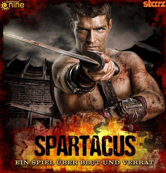 Spartacus: Blut und Verrat (deutsch)
