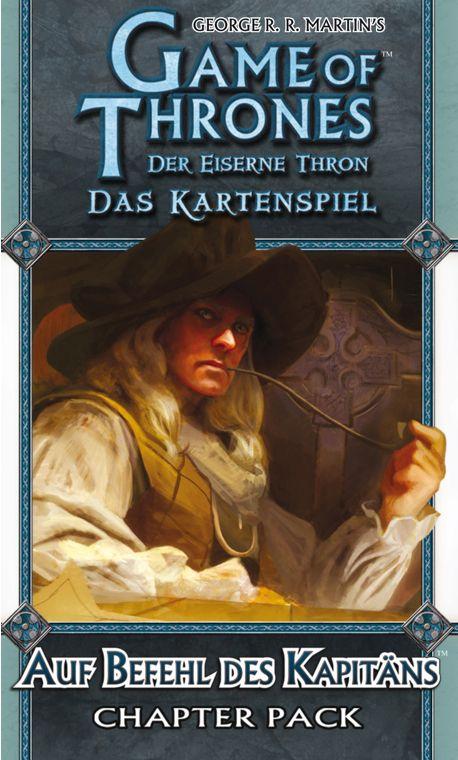 Der eiserne Thron (LCG): Auf Befehl des Kapitäns (Erw.)