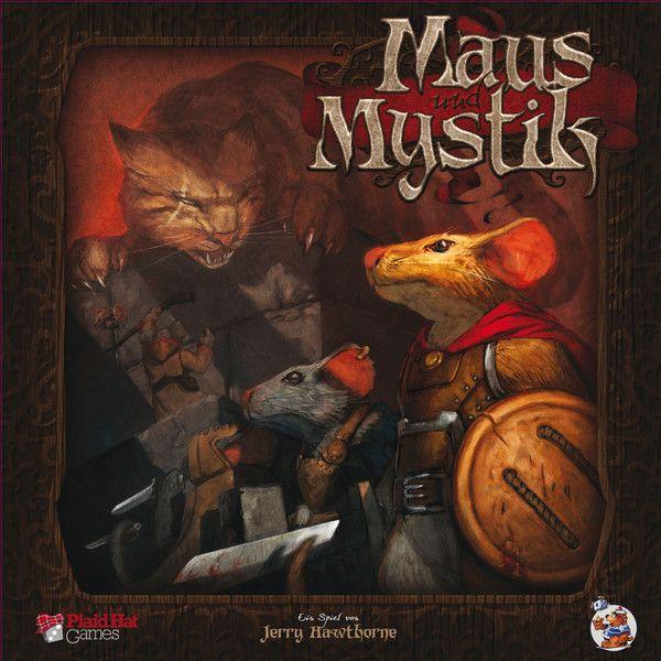 Maus und Mystik Brettspiel