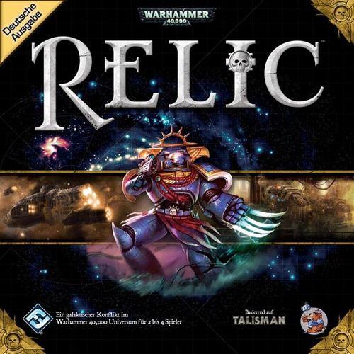 Relic Deutsch