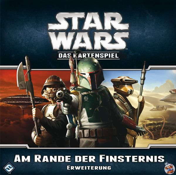 Star Wars Kartenspiel LCG: Am Rande der Finster...