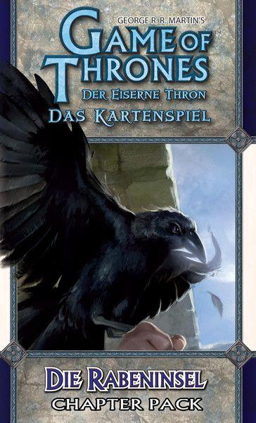 Der eiserne Thron (LCG): Die Rabeninsel (Erw.)