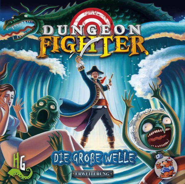 Dungeon Fighter: Die Große Welle (Erw.)