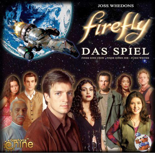 Firefly: Das Spiel (deutsch) (Deluxe Version)