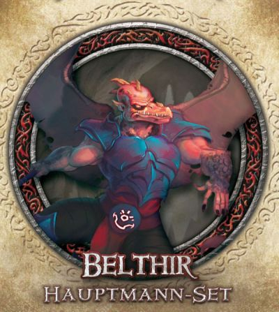 Descent 2. Edition: Belthir Hauptmann-Set (Erw.)