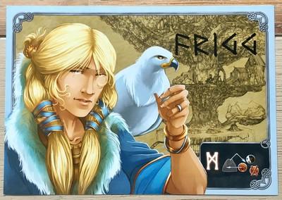Yggdrasil: Frigg (Promo)