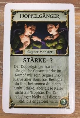 Talisman: Doppelgänger (Promo)