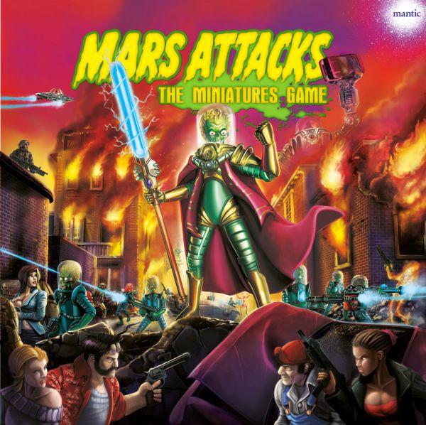 Mars Attacks DELUXE (deutsch)