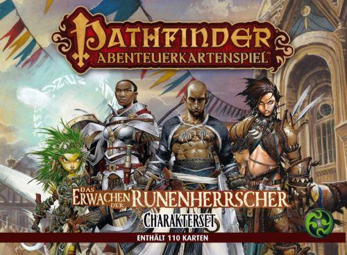 Pathfinder Abenteuerkartenspiel: Charakterset (...