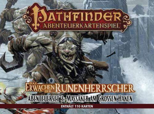 Pathfinder Abenteuerkartenspiel: Massaker am Gr...