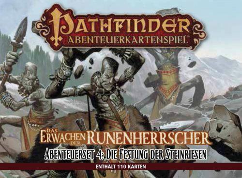 Pathfinder Abenteuerkartenspiel: Festung der St...