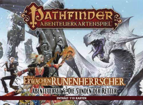 Pathfinder Abenteuerkartenspiel: Die Sünden der...