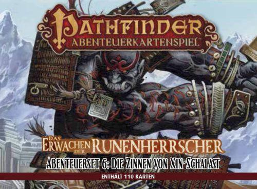 Pathfinder Abenteuerkartenspiel: Zinnen von Xin...