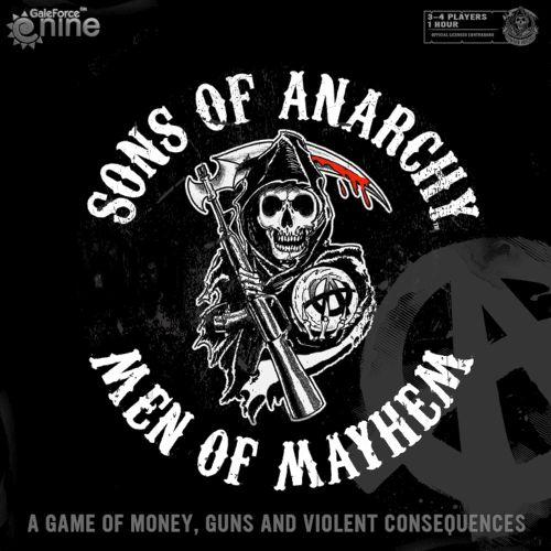 Sons of Anarchy - Men of Mayhem (engl.)