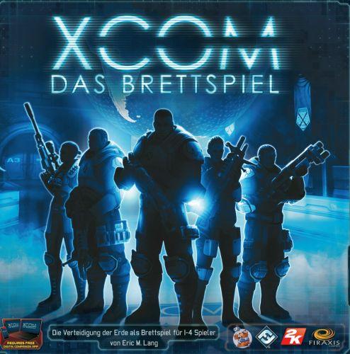 XCOM: Das Brettspiel (deutsch)