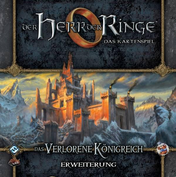 Herr der Ringe Kartenspiel: Das verlorene Königreich (Erw.)