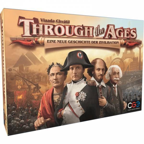 Through the Ages - Eine neue Geschichte der Zivilisation (deutsc