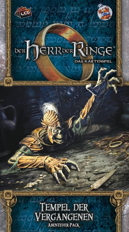 Herr der Ringe Kartenspiel: Tempel der Vergangenen (Erw.)