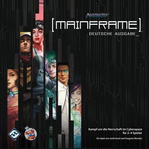 Mainframe Brettspiel (deutsch)