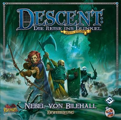Descent 2. Edition: Nebel von Bilehall (Erw.)