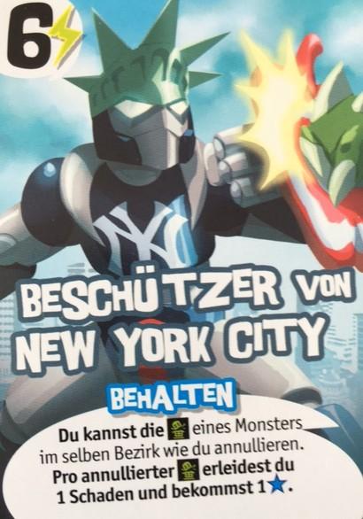 King of New York: Beschützer von New York City (Promo)