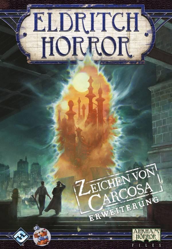 Eldritch Horror: Zeichen von Carcosa (Erw.)