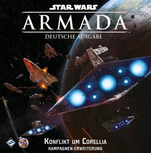 Star Wars - Armada: Konflikt um Corellia (Erw.)