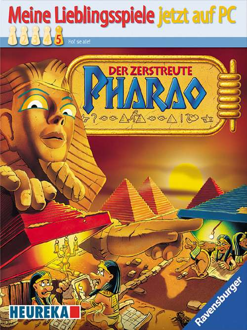 Der zerstreute Pharao (für PC)