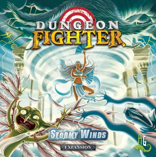 Dungeon Fighter: Stormy Winds (Exp.) (engl.)