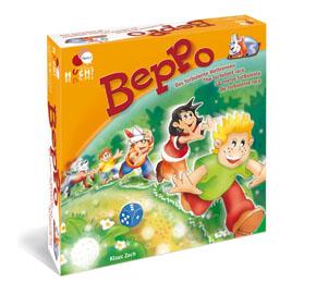 Beppo, das turbulente Wettrennen