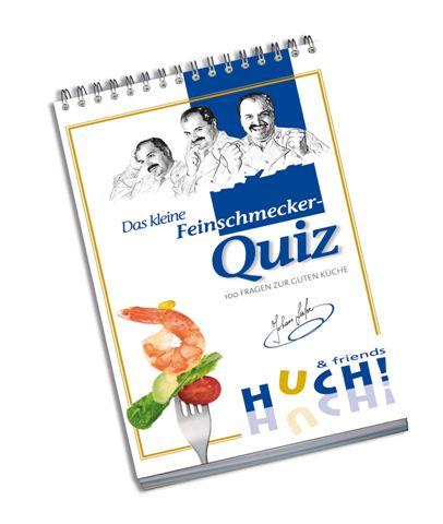 Das kleine Feinschmecker-Quiz