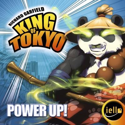 King of Tokyo: Power up! (Erw.) (Neuauflage)