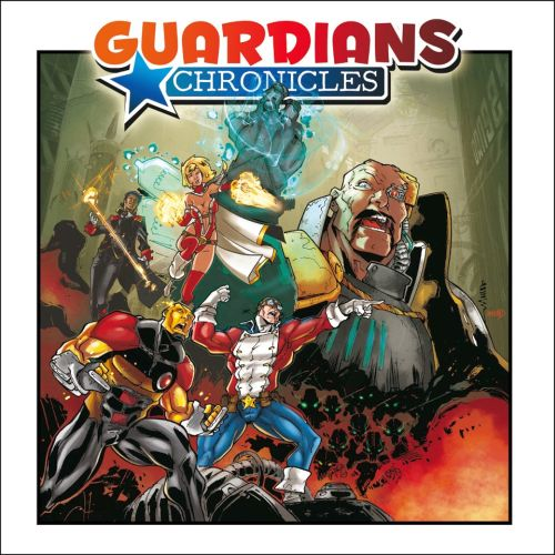 Guardian`s Chronicle (engl.)