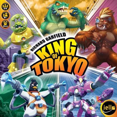 King of Tokyo 2 (engl.)